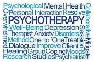 About Therapy. psychotherapy